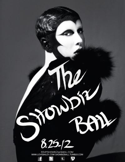 Showbiz Ball 8.25.12 - Showbizz Issue launch