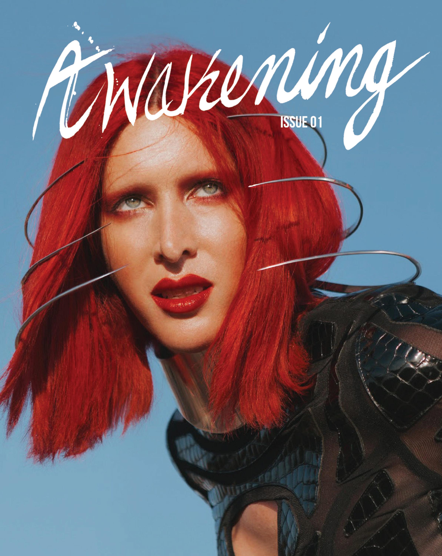 Awakening Issue 01 × Elias Tahan -