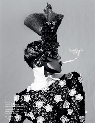 Schön! Magazine - Showbiz Issue