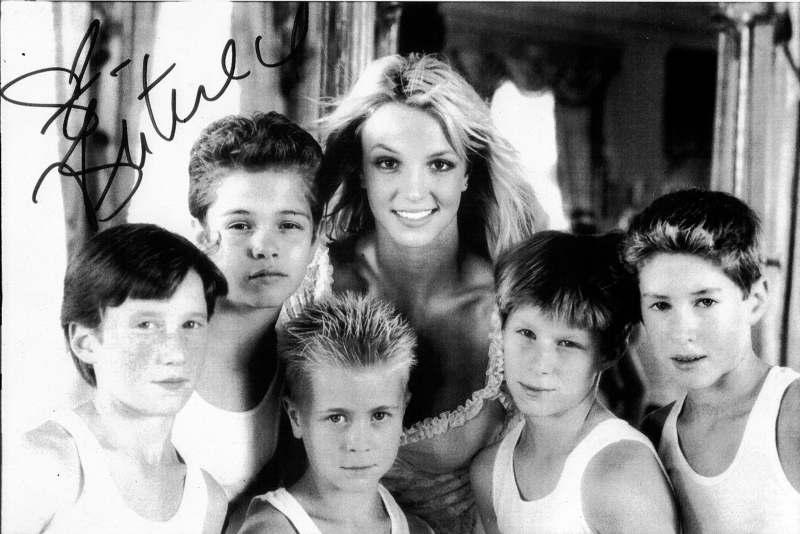 Britney Spears - Vogue Magazine