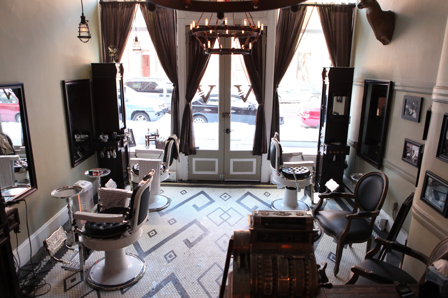 Top-Rated Men's Haircut Barbers In Jersey Ave — Virile
