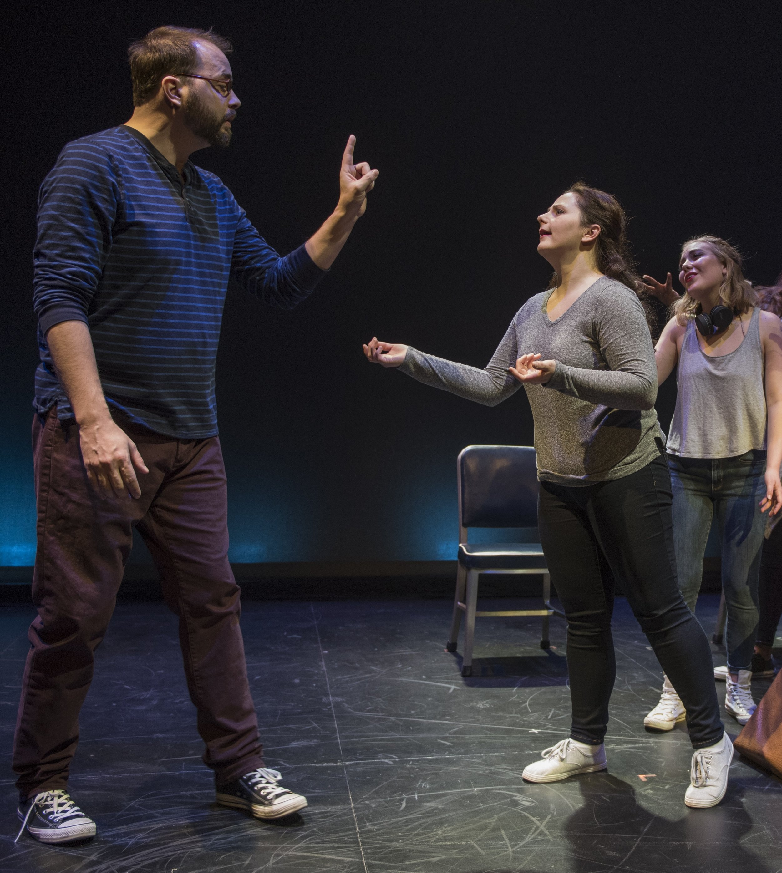Missed Connection (Milwaukee Rep)