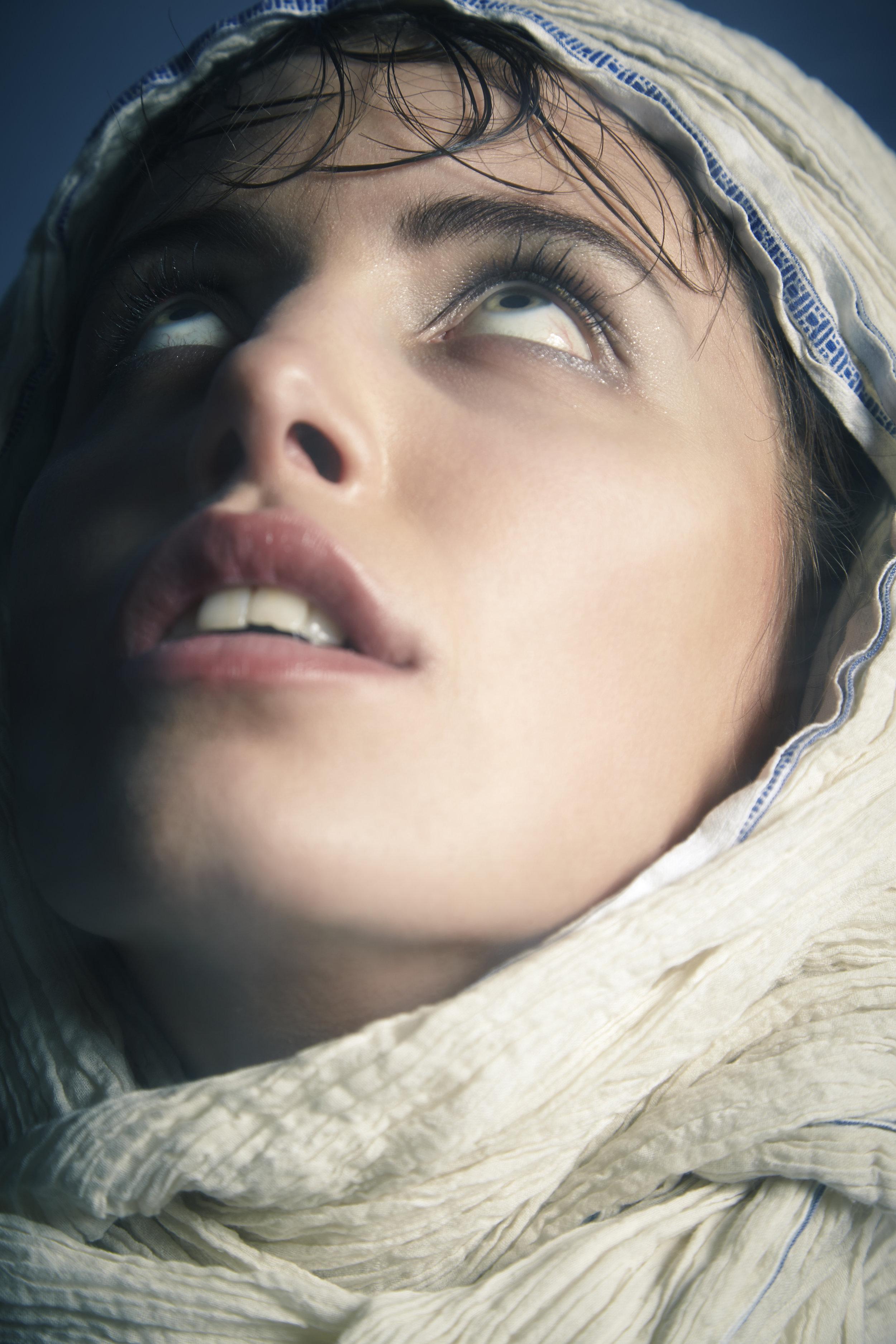Stylist: Camille Kolb  Make Up Artist - Hair Stylist: Gaelle Bertoletti