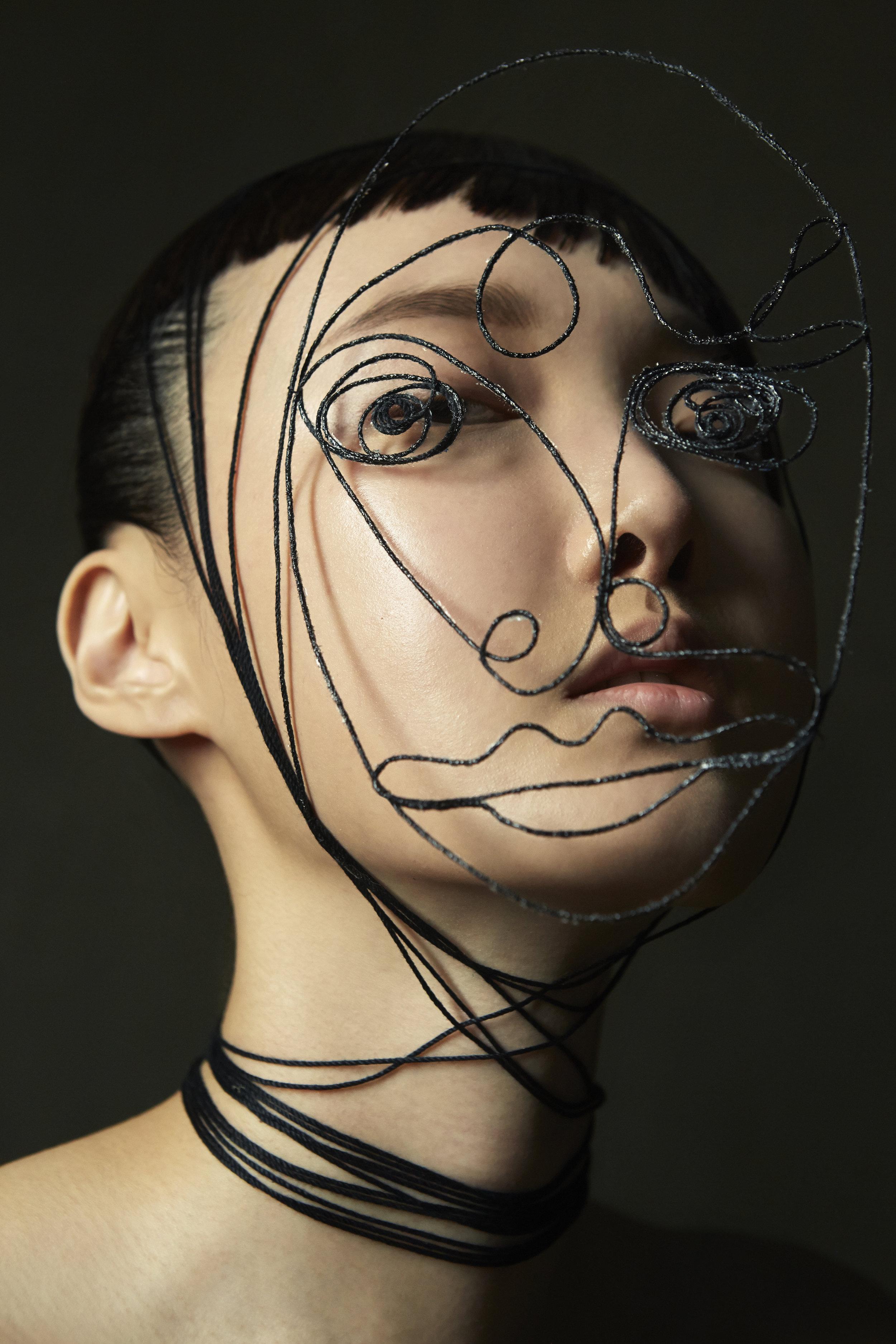 Model: Sujin Park  Make Up Artist: Caitlin Wooters  Hair Stylist: Akihisa Yamaguchi