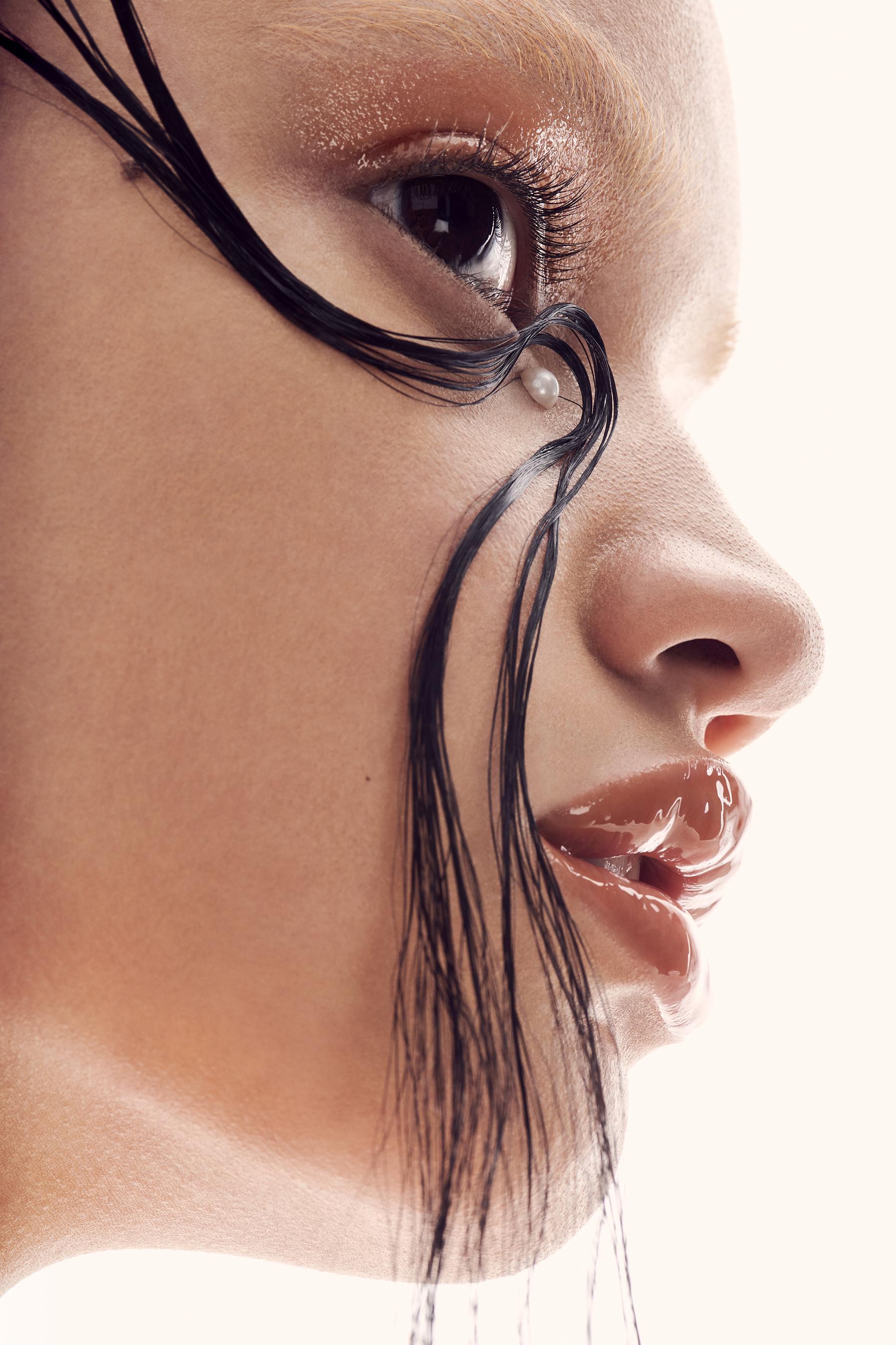 Model: Avril Marion  Make Up Artist: Caitlin Wooters  Hair Stylist: Nasty Miliaeva  Stylist: Jenn Park Krulik