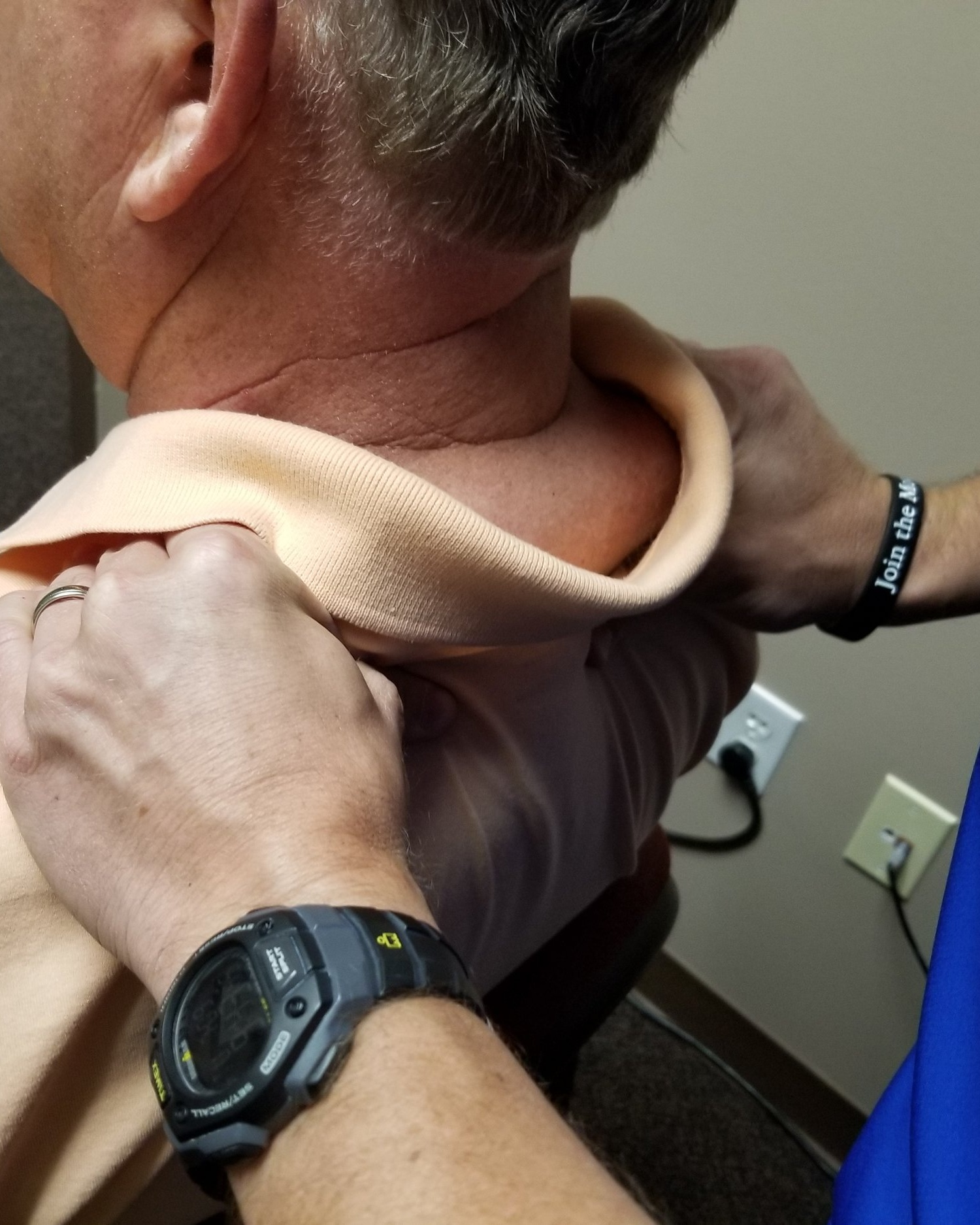 Chiropractic care -