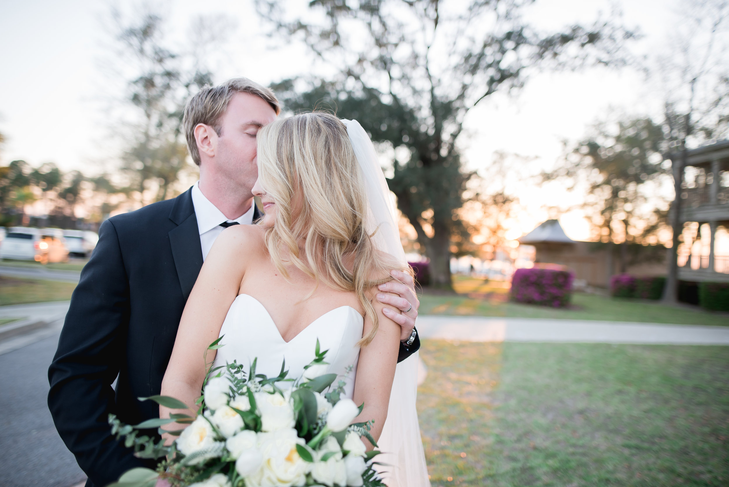 Heron Point Wedding Photographed by Kristen Grubb Photography