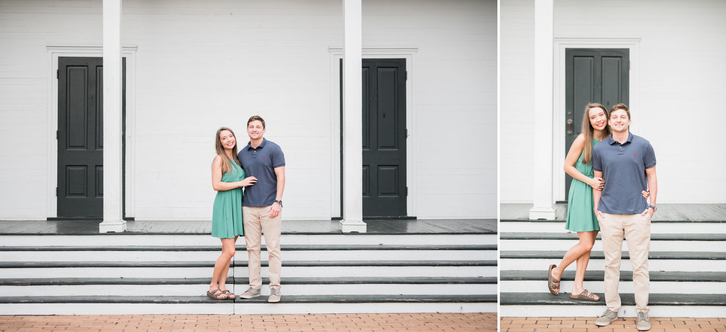 University of Mobile Engagement Photoshoot