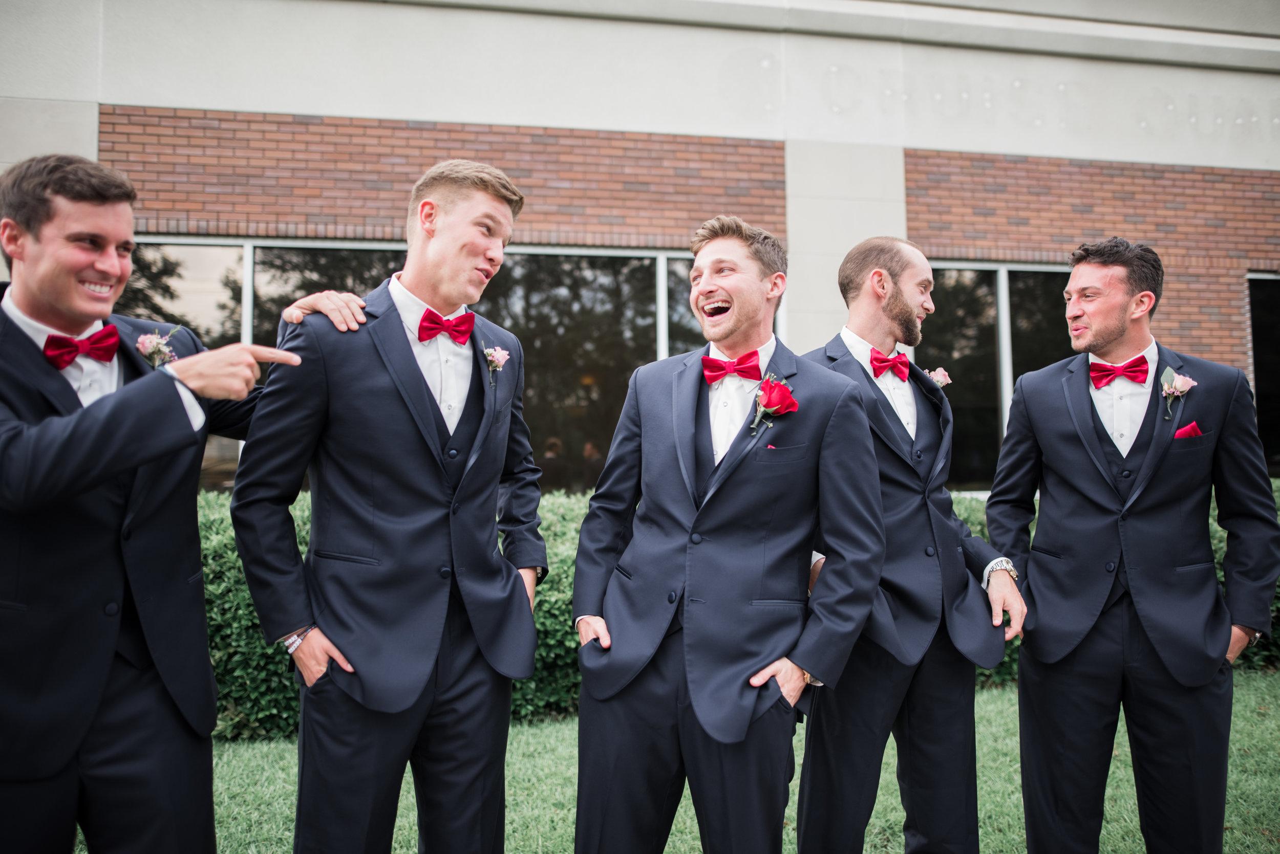 Mars Hill Church Wedding by Kristen Grubb Photography