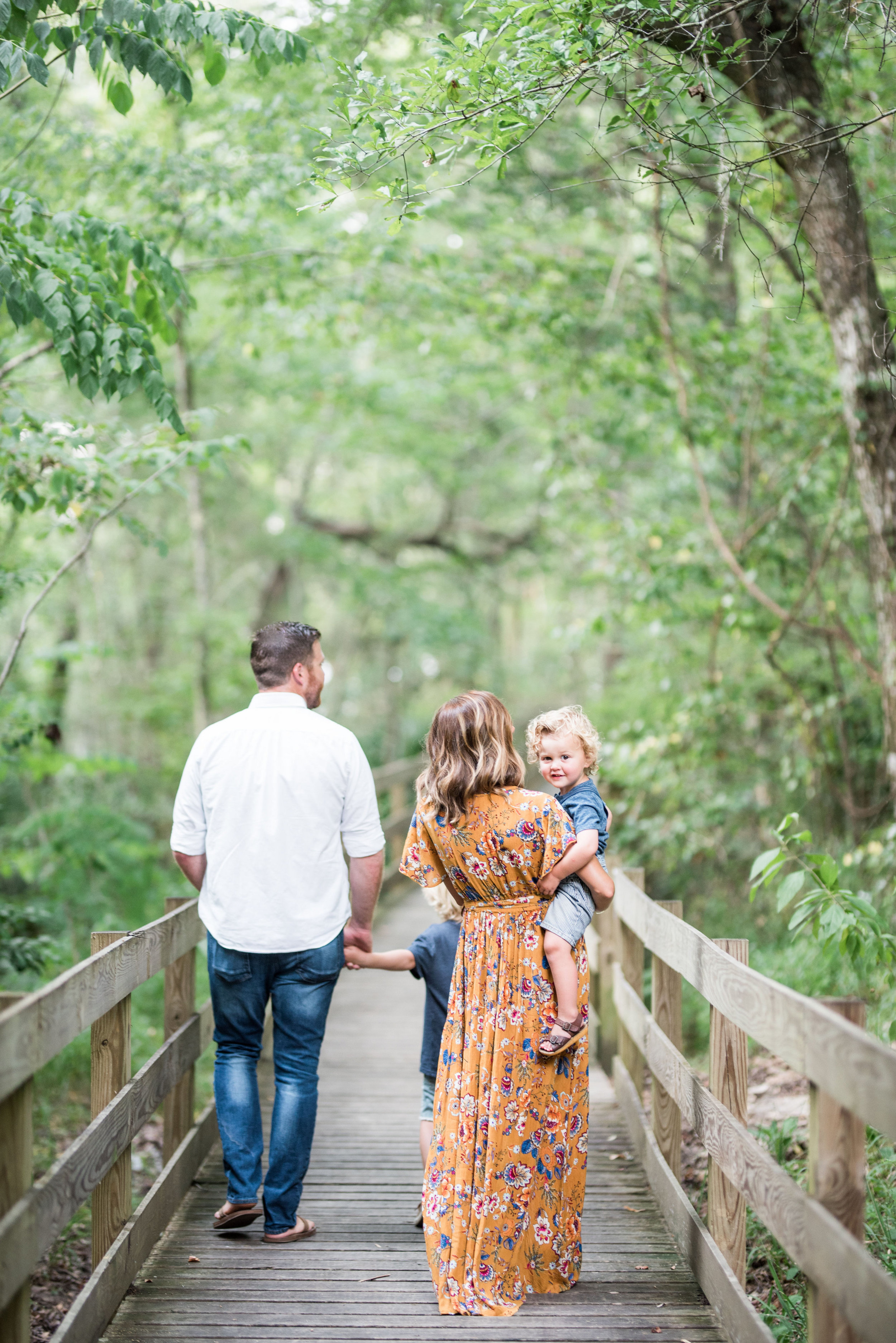 Blakeley State Park Family Mini Session