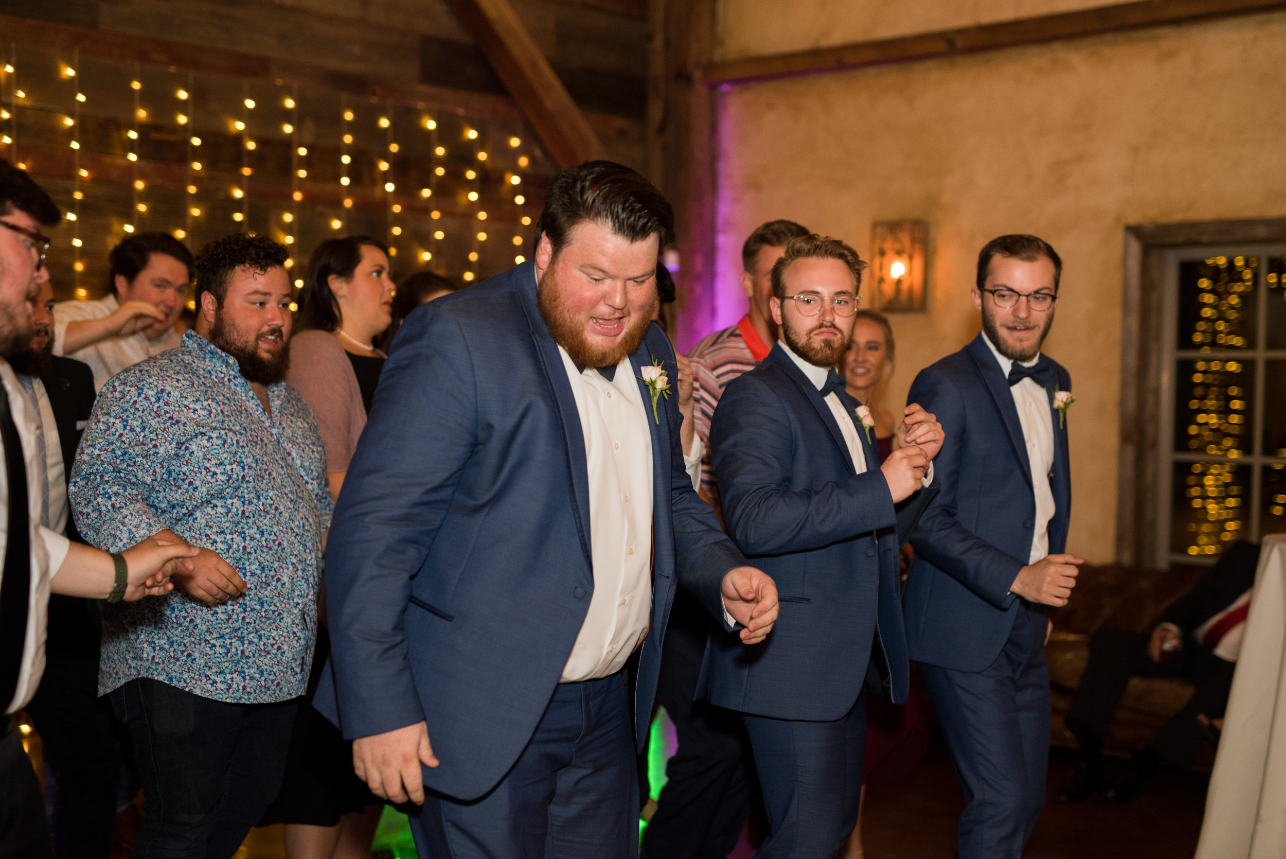 The Barn at Bridlewood wedding in Hattiesburg, Mississippi (MS) in June | Bride and Groom Wedding Reception