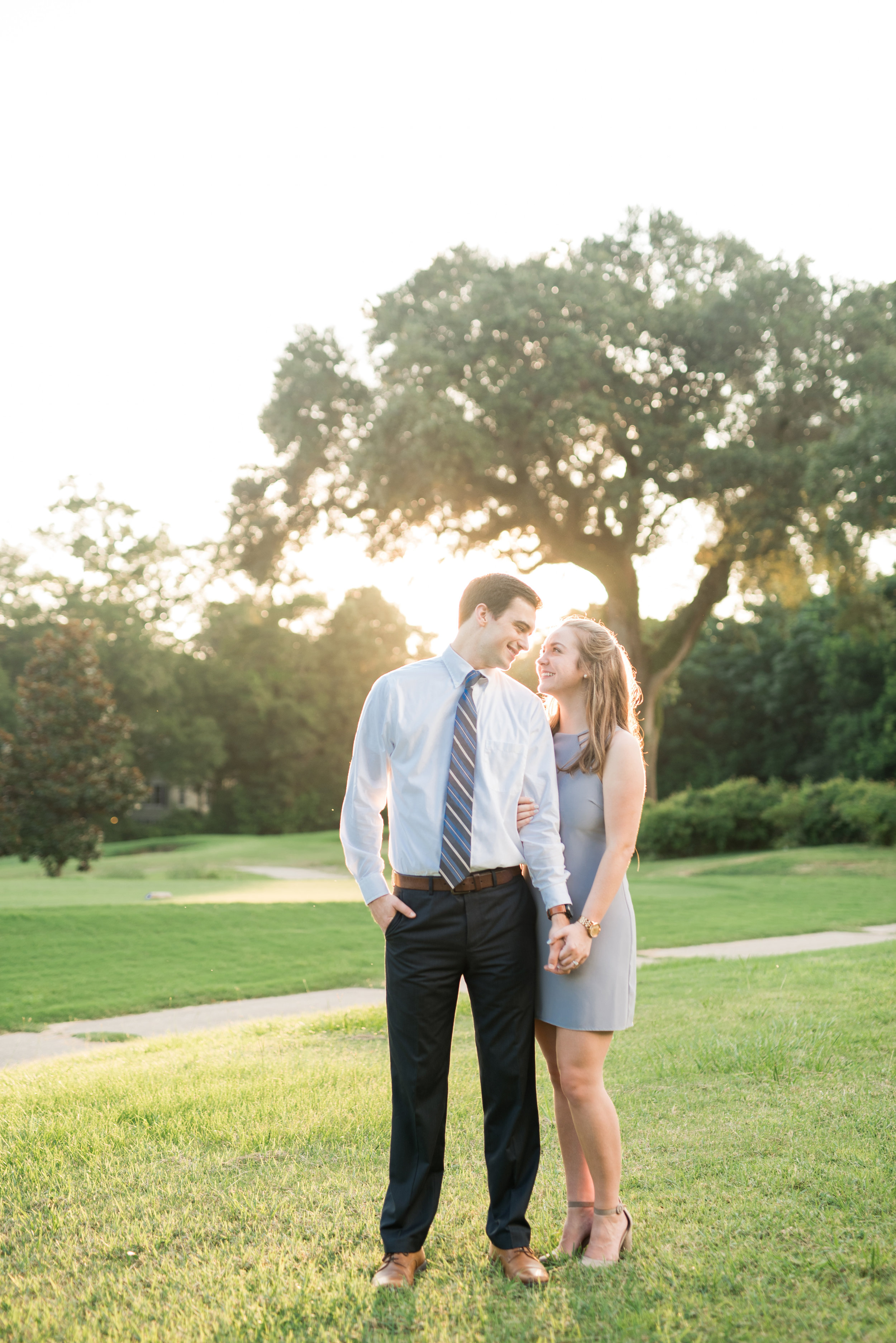 Spring Hill College Couple Portrait Session / maternity session / baby announcement / portrait photography by kristen marcus photographer