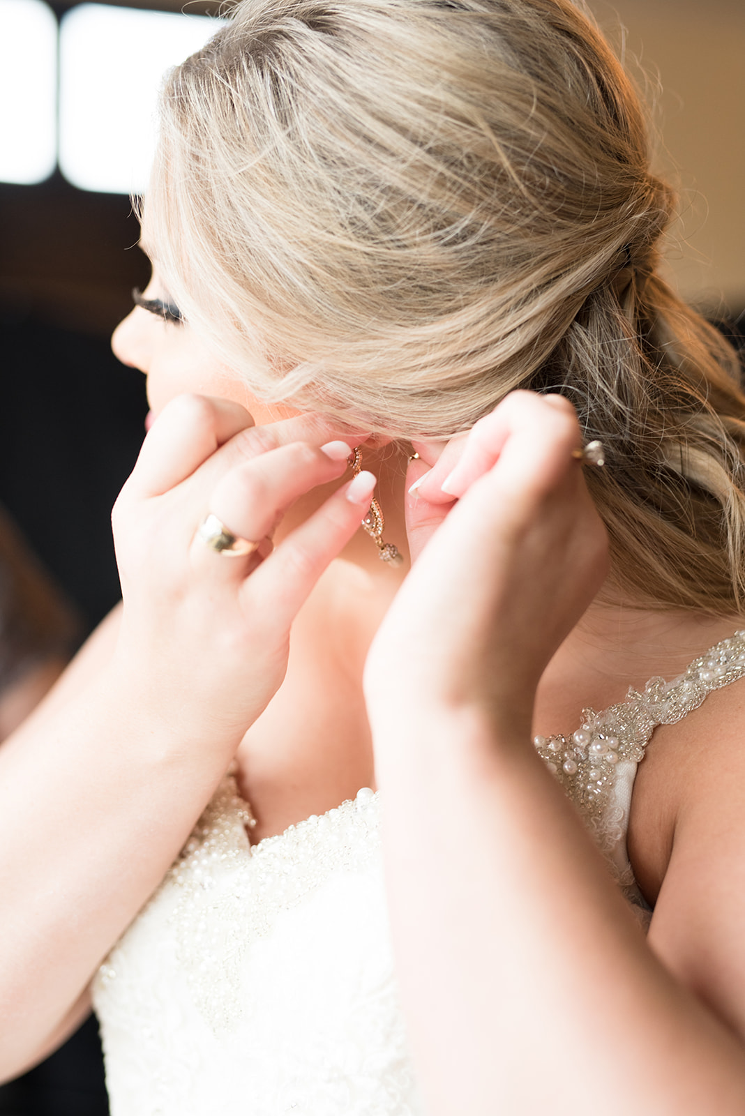 5 Pros of Sharing a First Look BEFORE the Ceremony | Nathan and Hannah's Wedding at the Azalea Manor