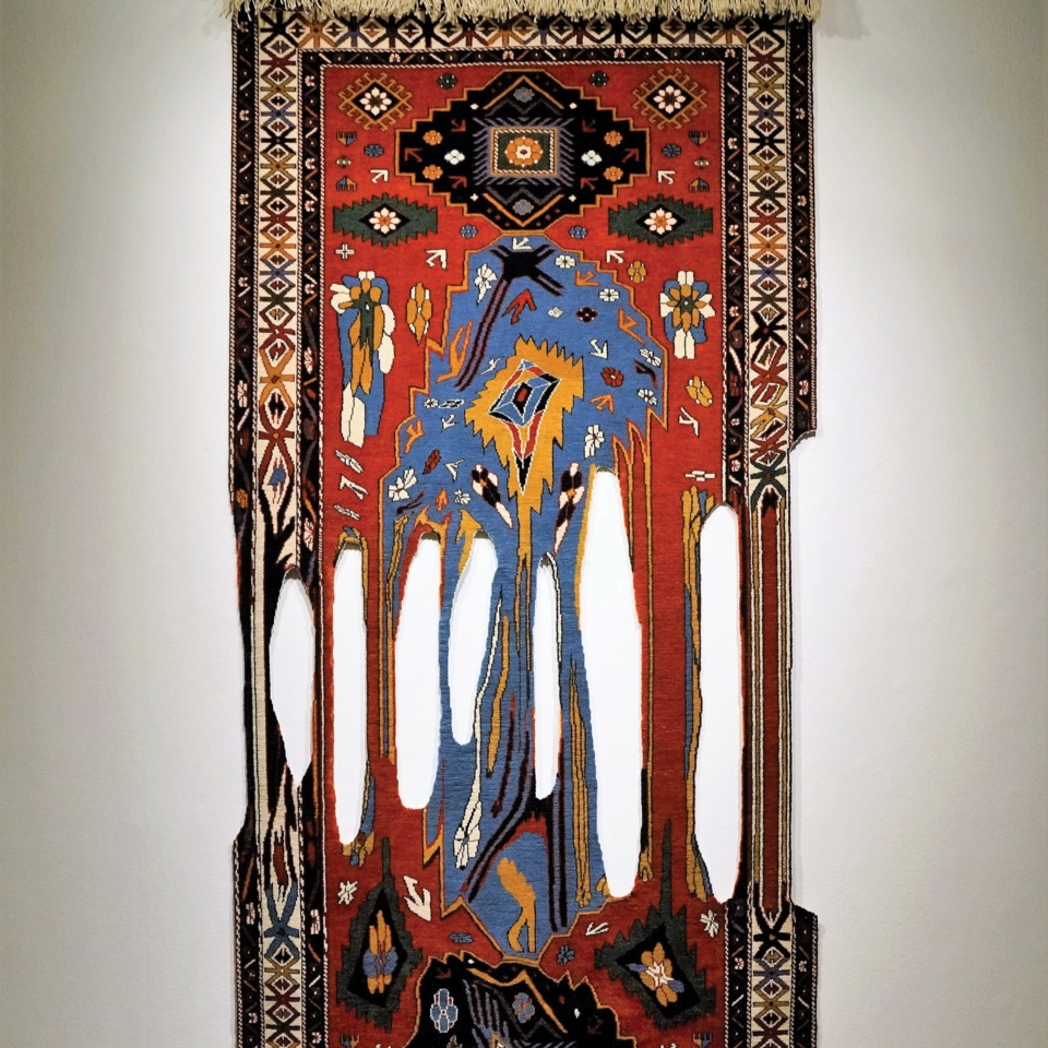 Faig Ahmed at Cheekwood