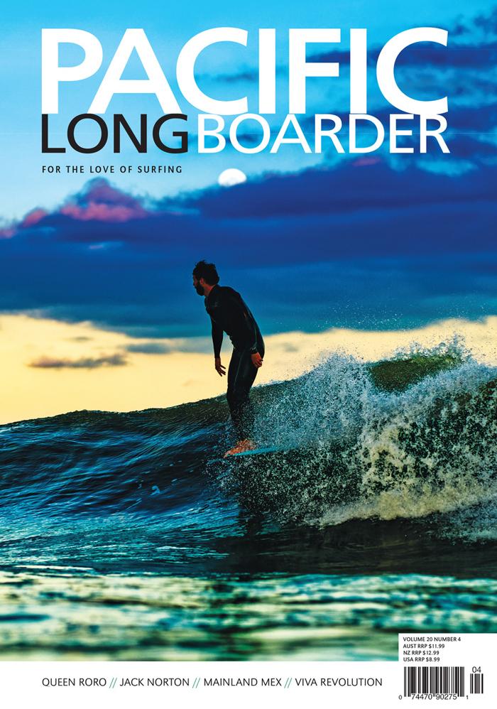 Pacific Longboarder Magazine