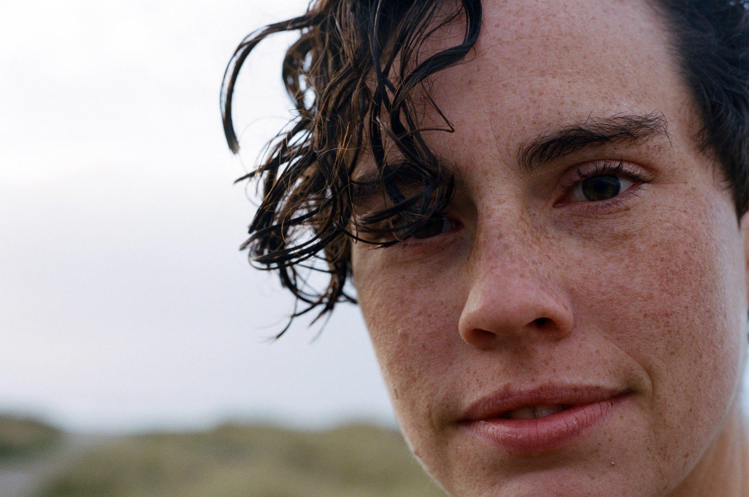 Freckles. (Seaside, Oregon)