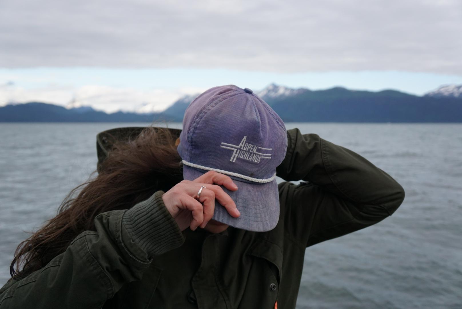 One step at a time. (Homer, Alaska)