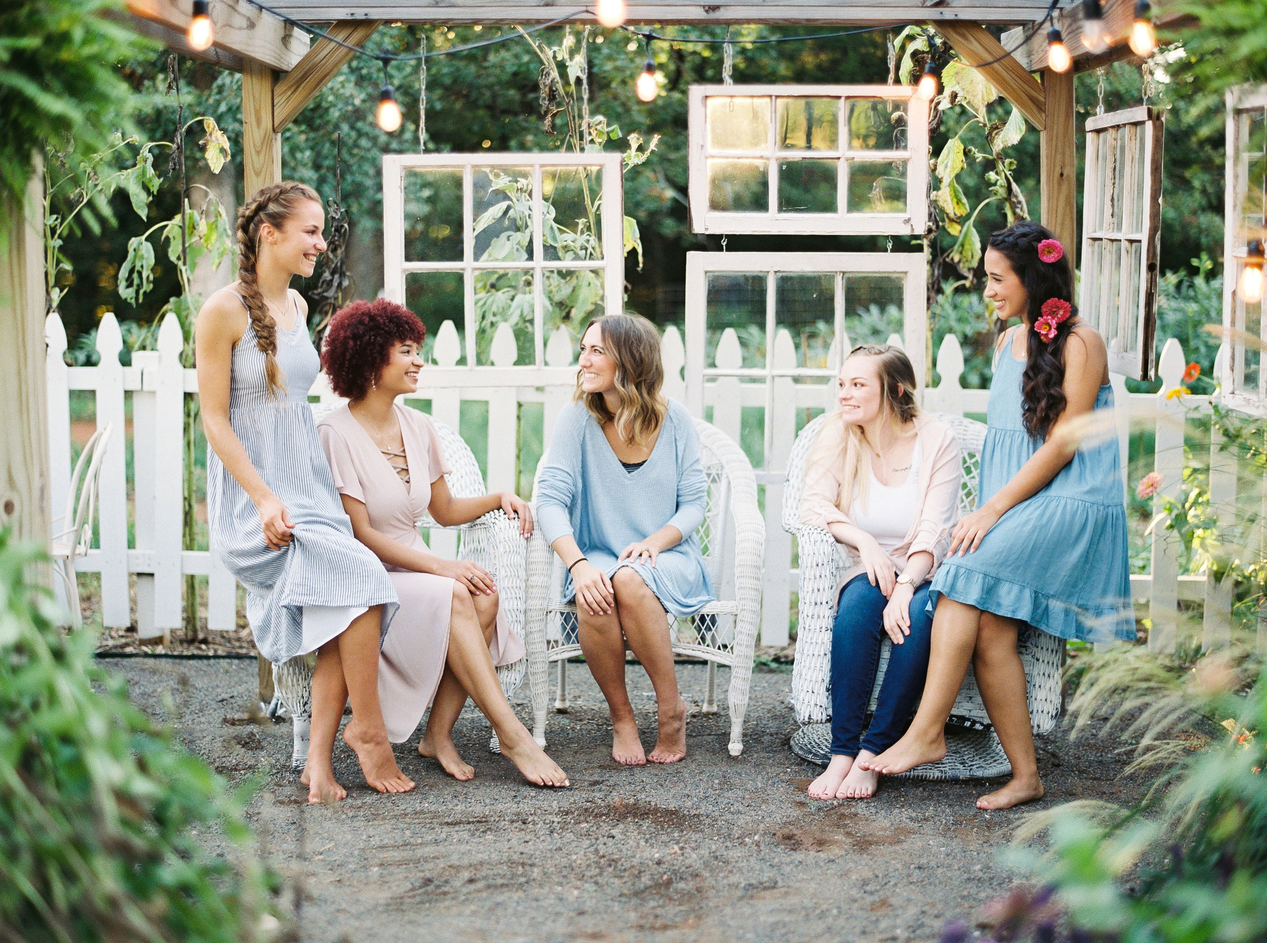 The Kindred -  an online discipleship community for women
