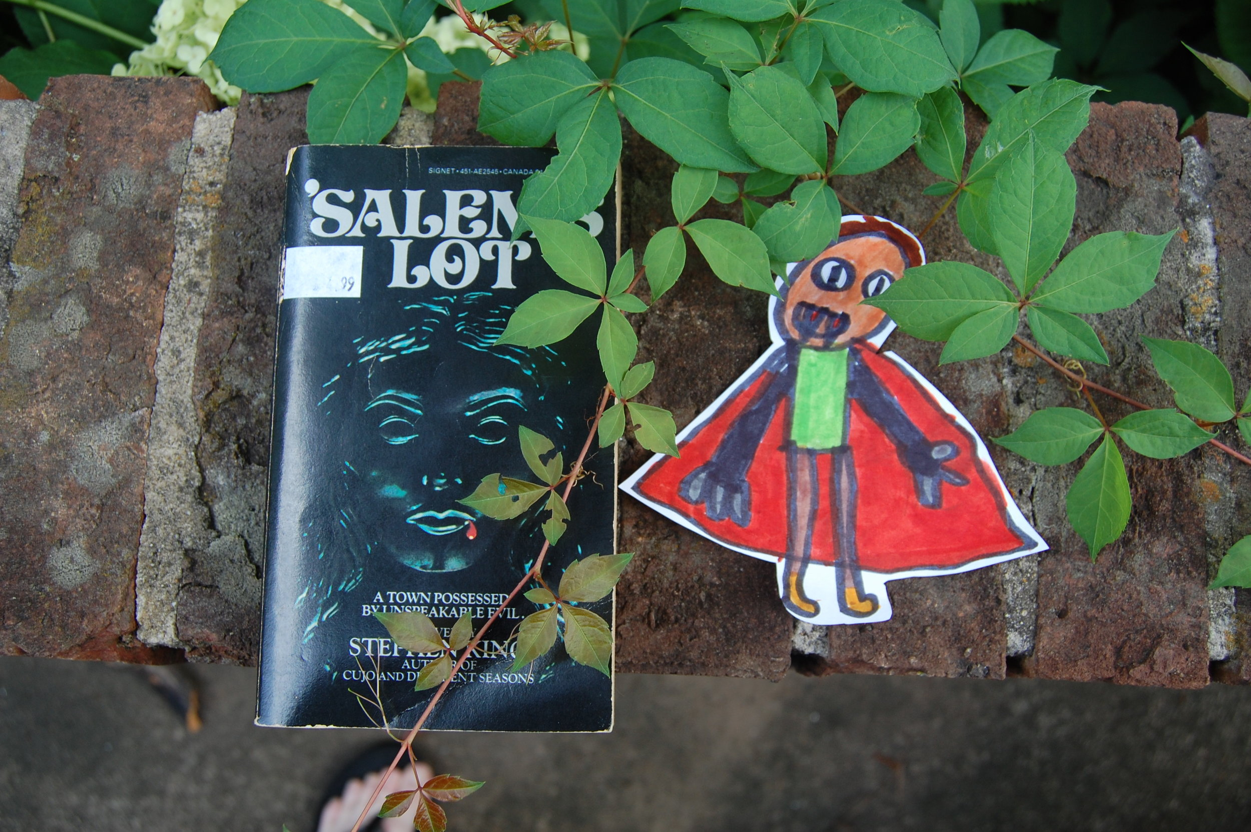 'Salem's Lot with Flair