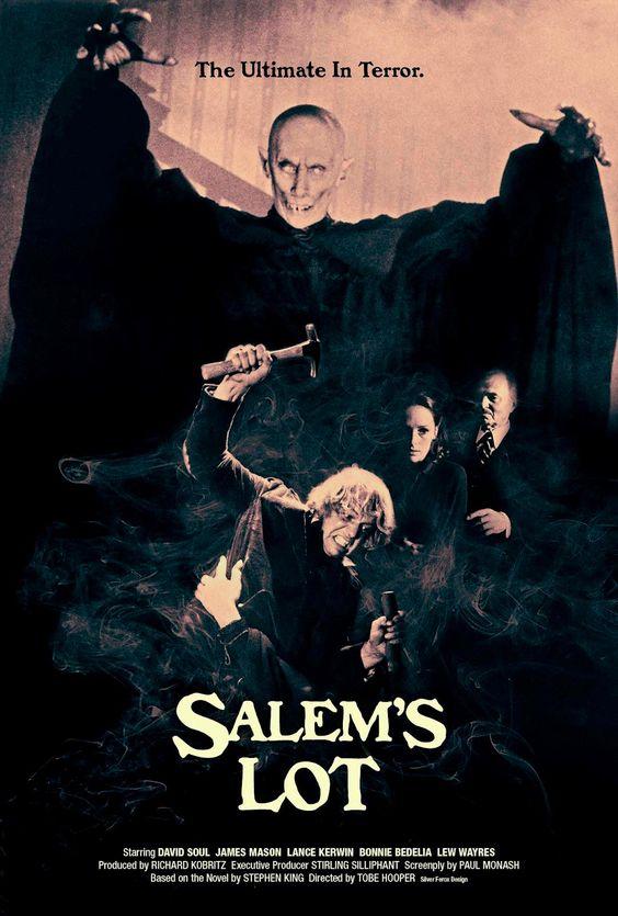 'Salem's Lot VHS Cover