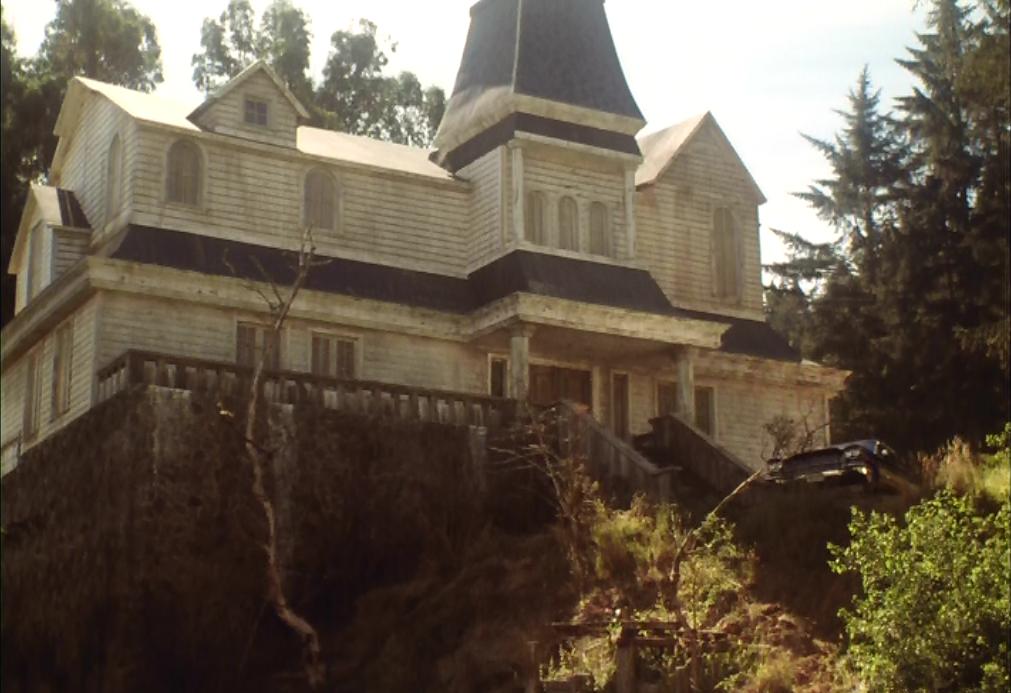 The Marsten House