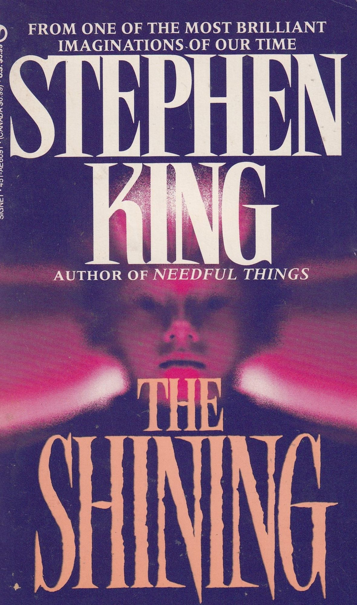The Shining Signet Paperback