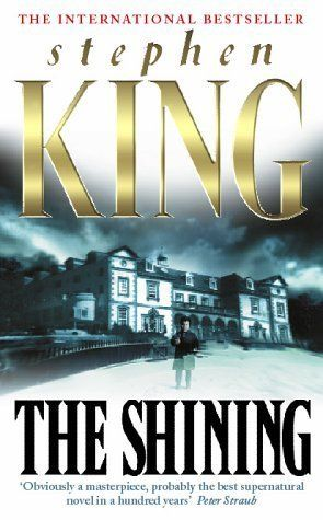The Shining New English Library paperback