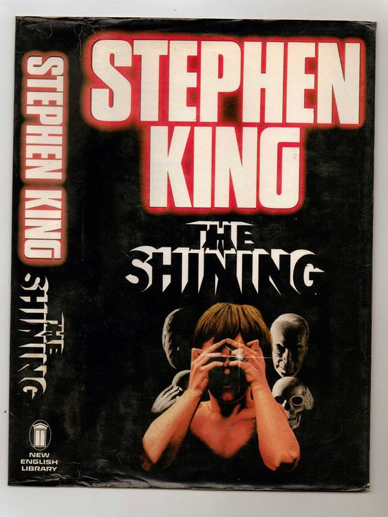 The Shining New English Library Hardcover