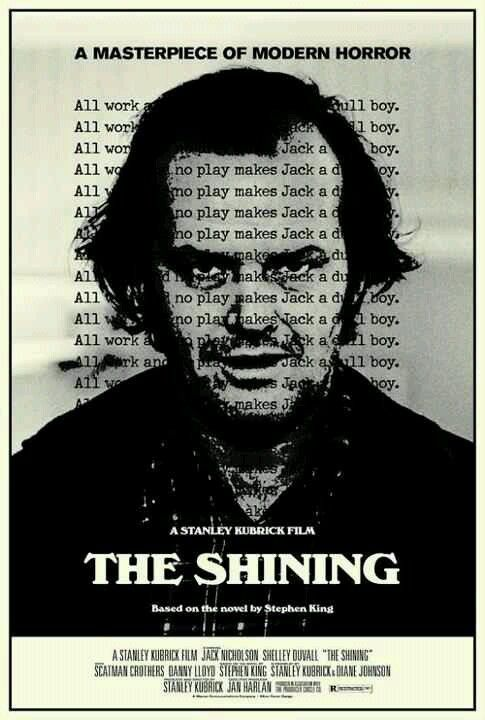 Alt. The Shining Movie Poster