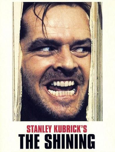 The Shining Movie Poster
