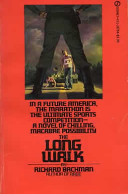 The Long Walk  First Edition Hardcover