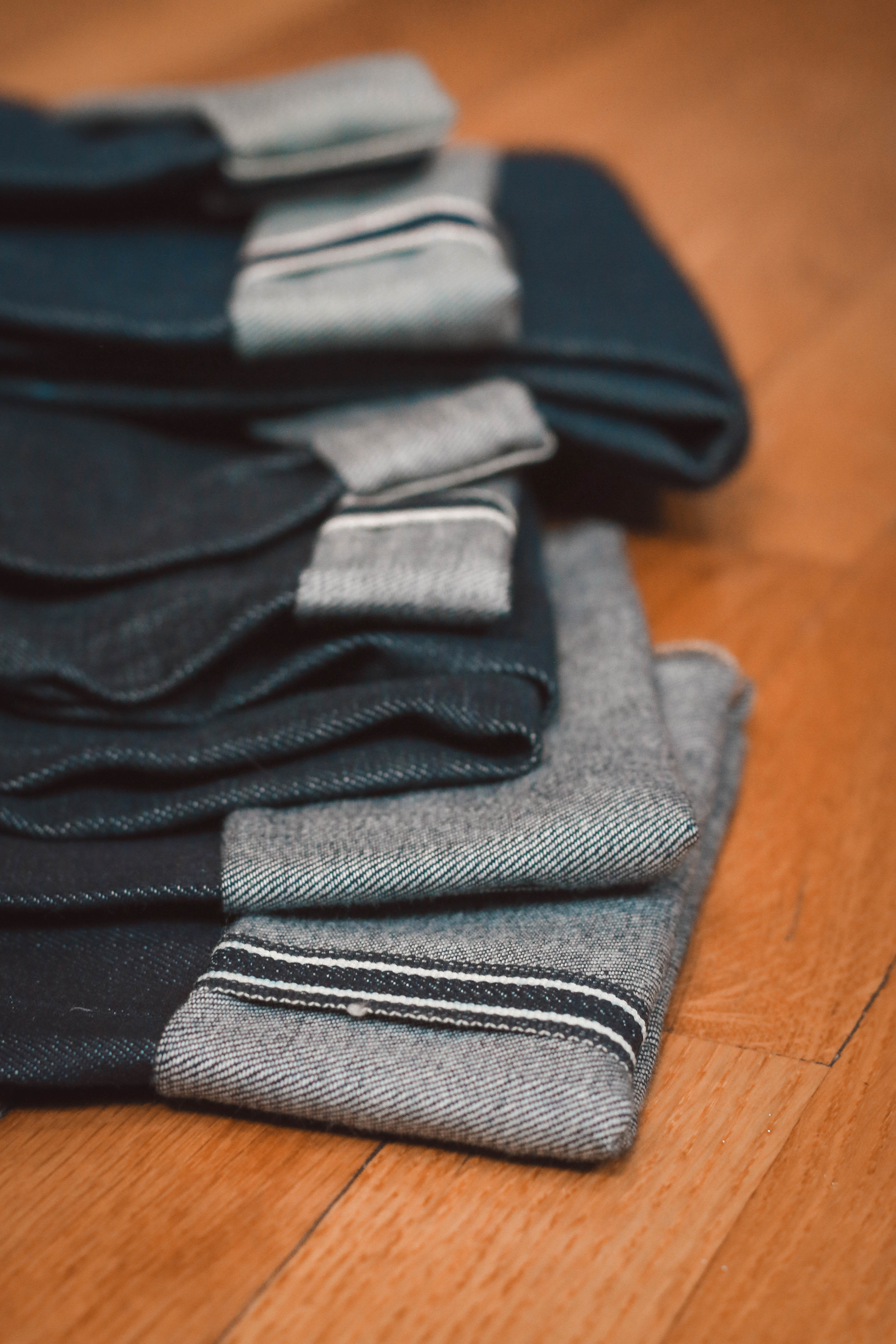 Levi's Men Selvedge Jeans from Made and Crafted