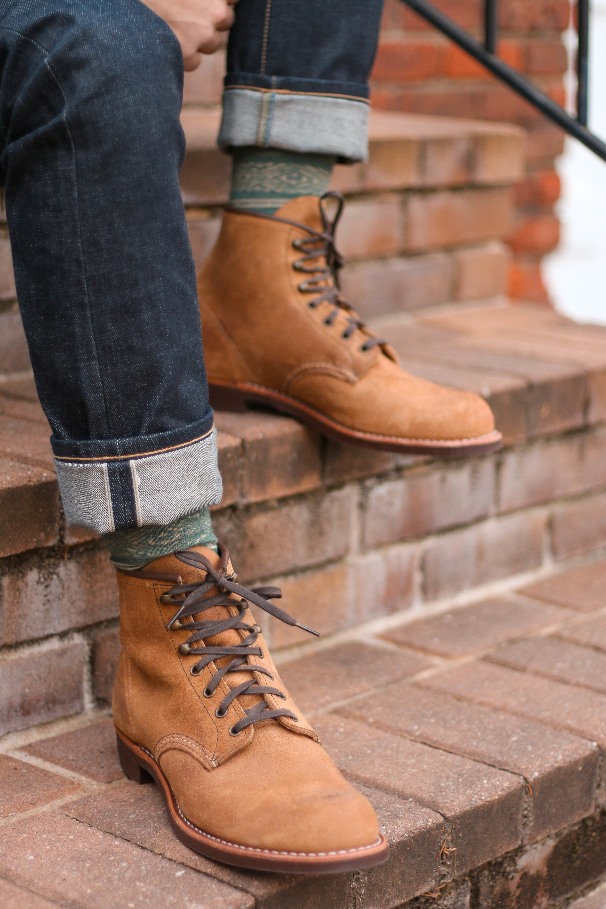 Try walking up a flight of steps and feel if your heel is slipping or securely in place.