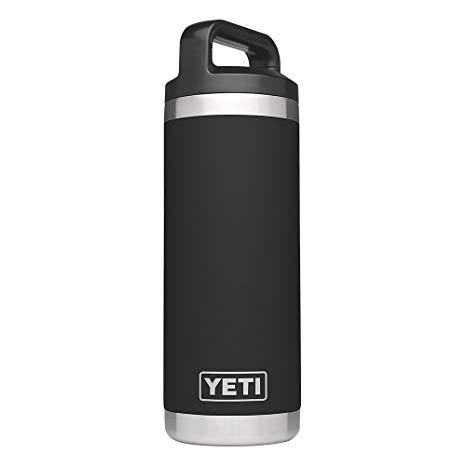 Yeti Stainless Steel Bottle gift for guys screw on cap amazon