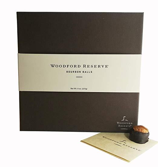 Woodford Reserve Bourbon Balls gift for guys