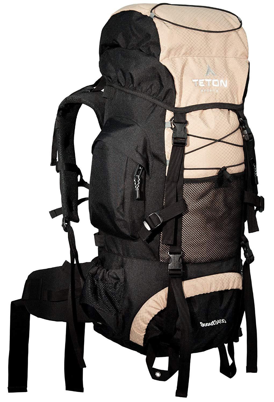 Teton hiking bag amazon prime gift for guys