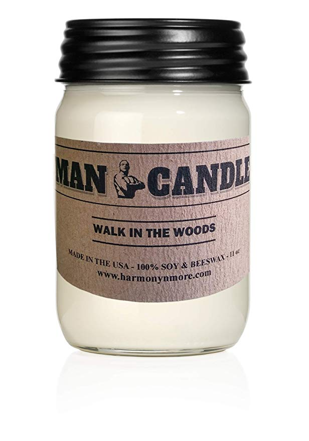 man candle amazon prime gift for guys