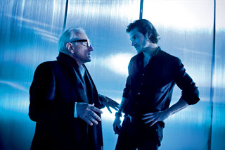 Martin Scorsese was called upon to direct a commercial for Bleu de Chanel - if the commercial is good, the cologne must be good!