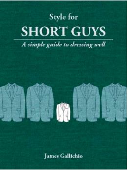 Great bathroom reader on men's style for short guys