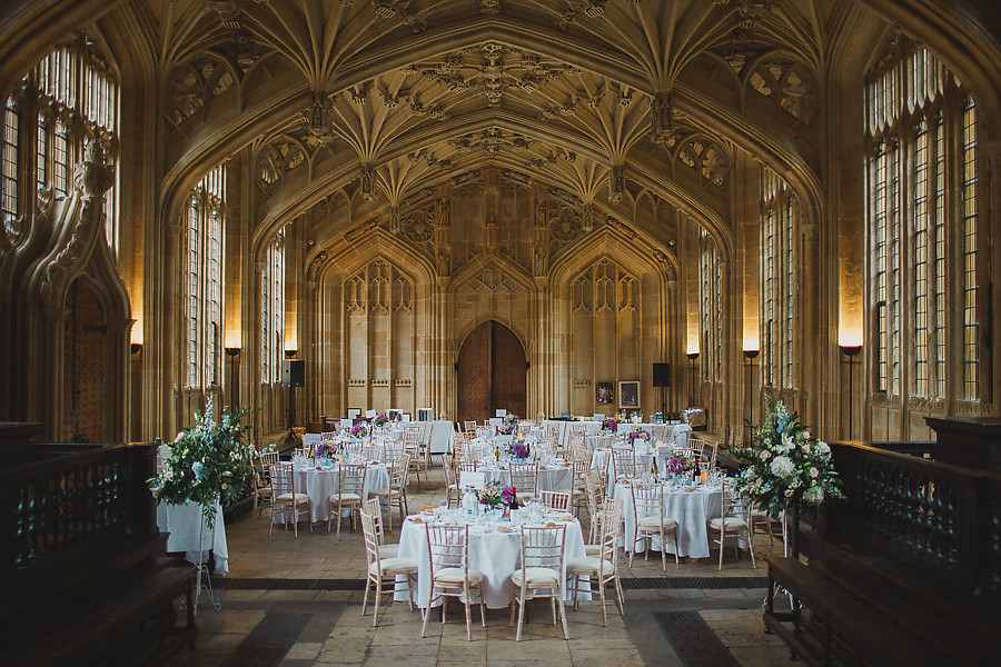 Bodleian Library - Wedding Venue in Oxford