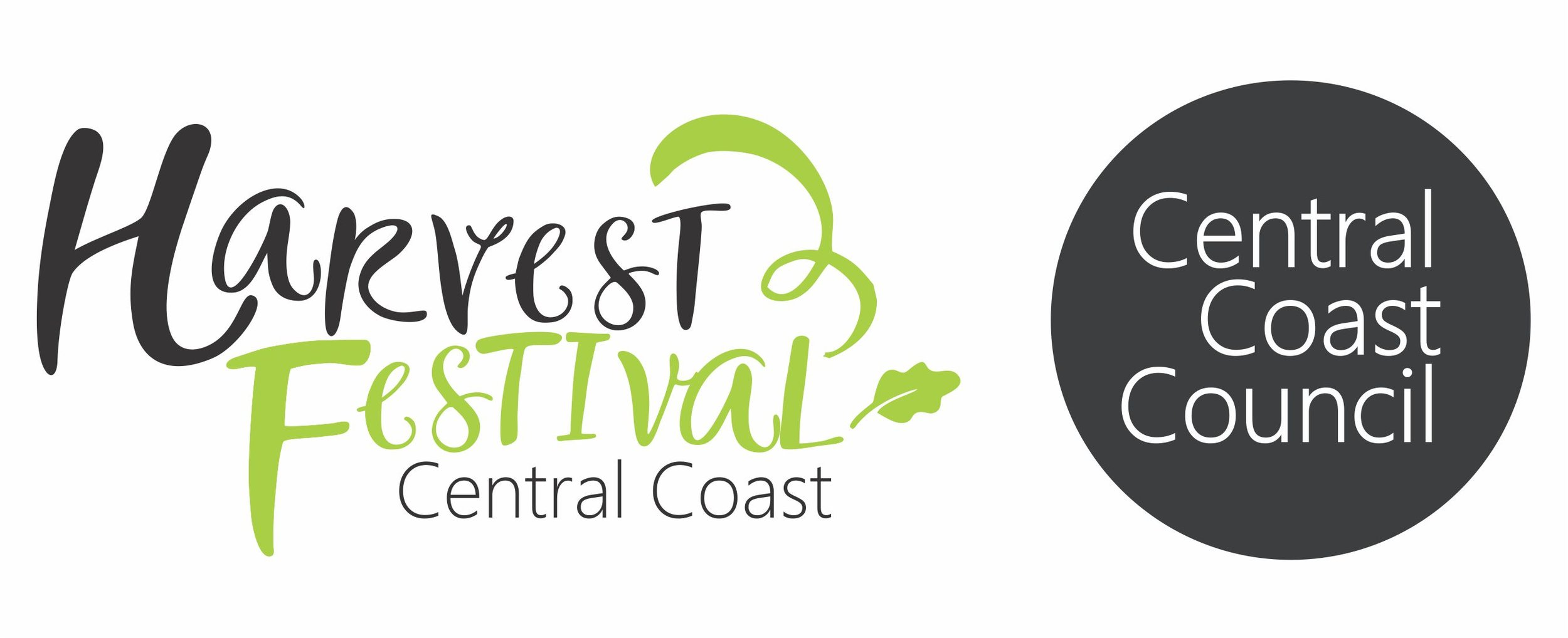 Colour Harvest Festival and Central Coast Council lockup..jpg