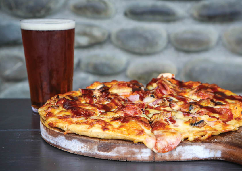 PIZZA & PINT TUESDAY - Every Tuesday is Pizza and Pint night, this means for just $25 you receive a pizza and two pints of Speight's beer! The deal runs from 5pm.This deal excludes our gourmet pizzas.