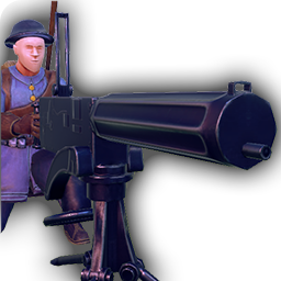 Machine Gunner - While the Machine Gun can't move and attack in the same turn, it compensates by dealing both suppression and regular damage.+ Deals bonus suppression when attacking.- Can't move and attack in same turn.