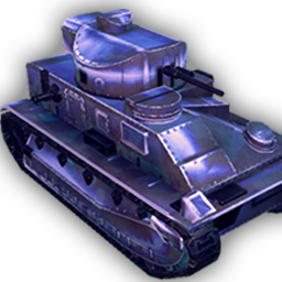 Heavy Tank - The Heavy Tank's thick armour and large bore cannon make it a force to be reckoned with on the battlefield.+ Armour-piercing.+ Excellent survivability.- Slow.- Expensive.