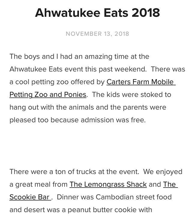 We loved the last #AhwatukeeEats event!  #Ahwatukee #AhwatukeeFoothills #Ahwatukee411 #AhwatukeeMom #PhoenixMom  Linkin.bio