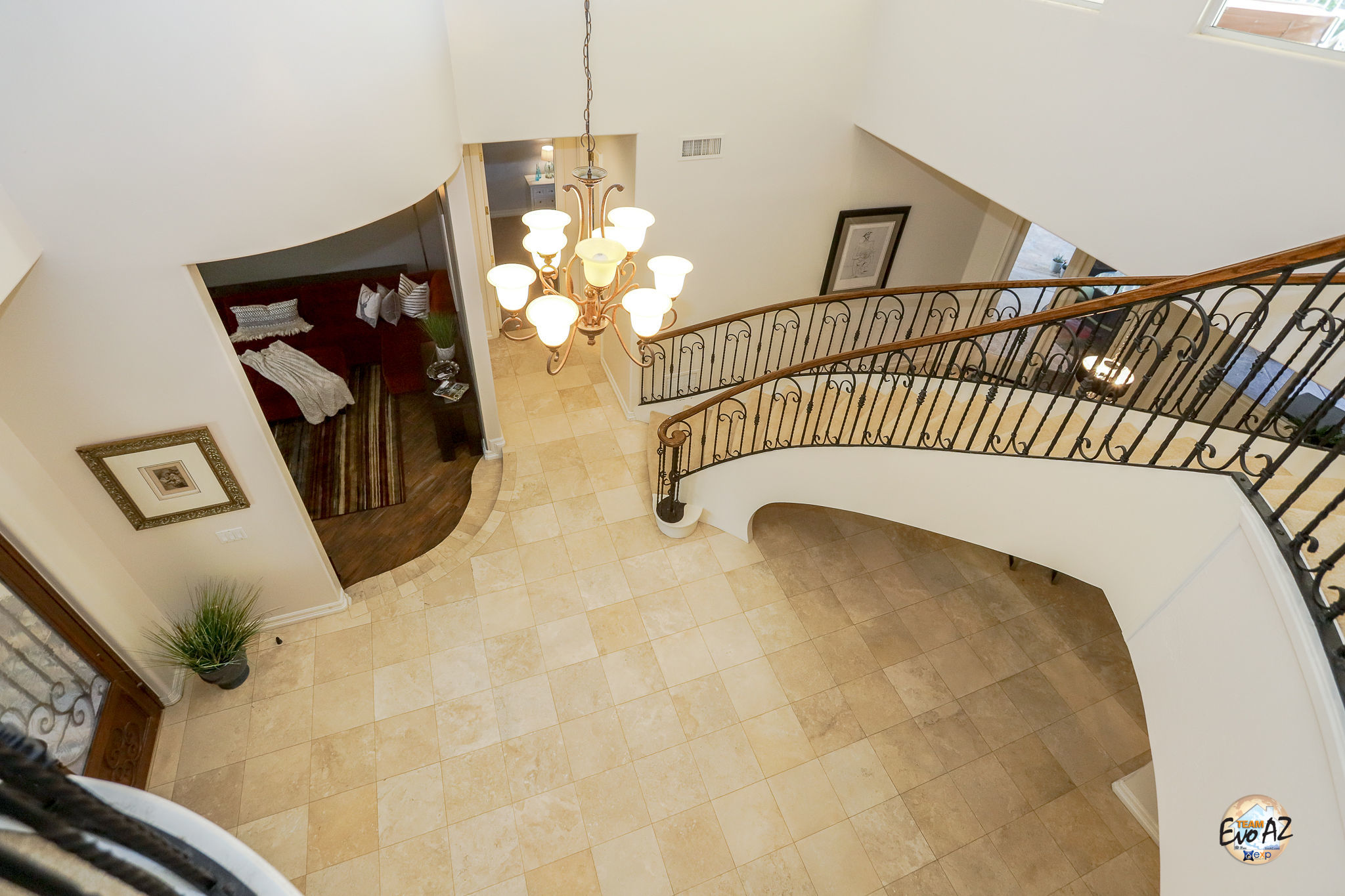 This gorgeous custom home is for sale and located in Ahwatukee Custom Estates. Contact The Ahwatukee Mom for details.