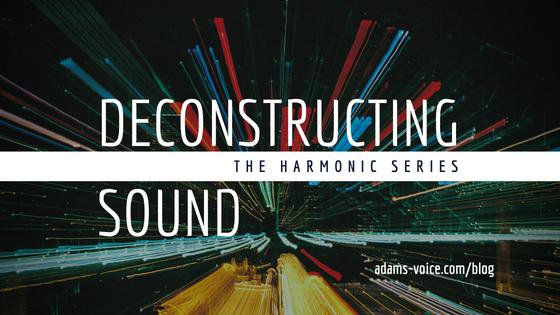 Deconstructing Sound