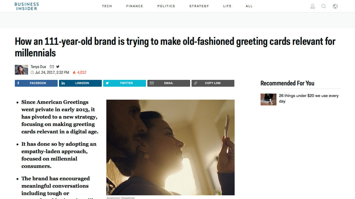 How an 111 year-old brand is reviving greeting cards for a digital age - Business Insider.png