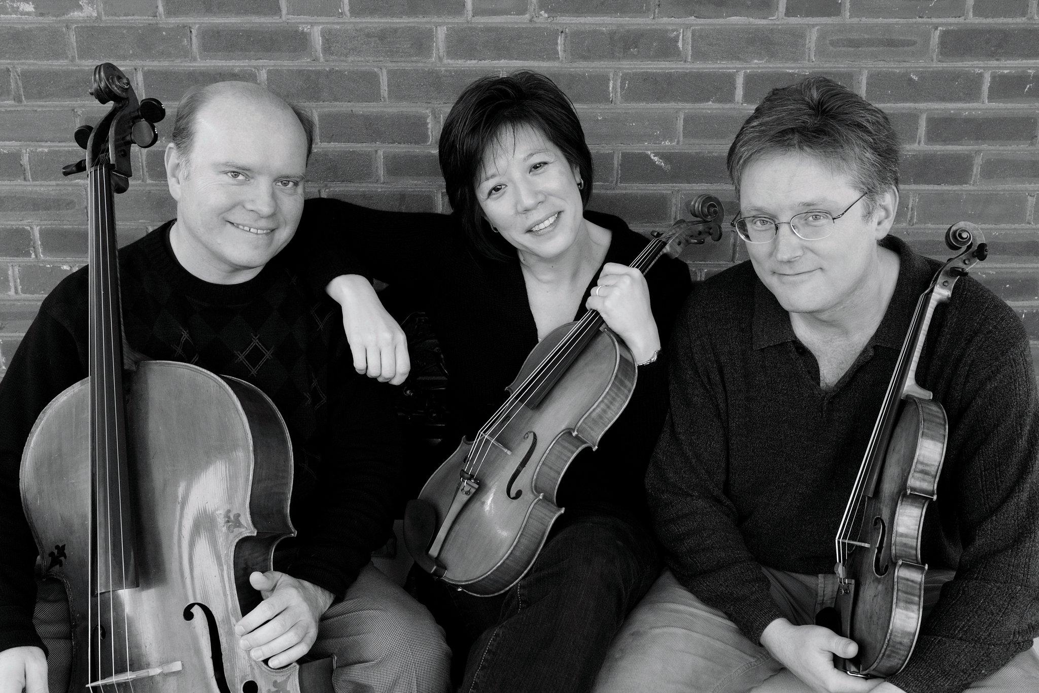 September 28 - Aspen String Trio