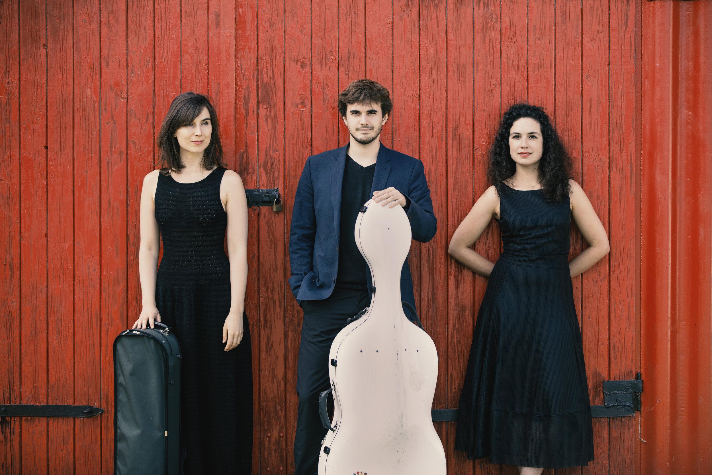 January 13 - Trio Karénine (piano trio)
